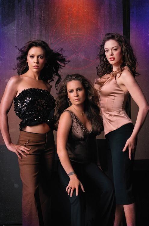 Alyssa Milano, Holly Marie Combs & Rose McGowan