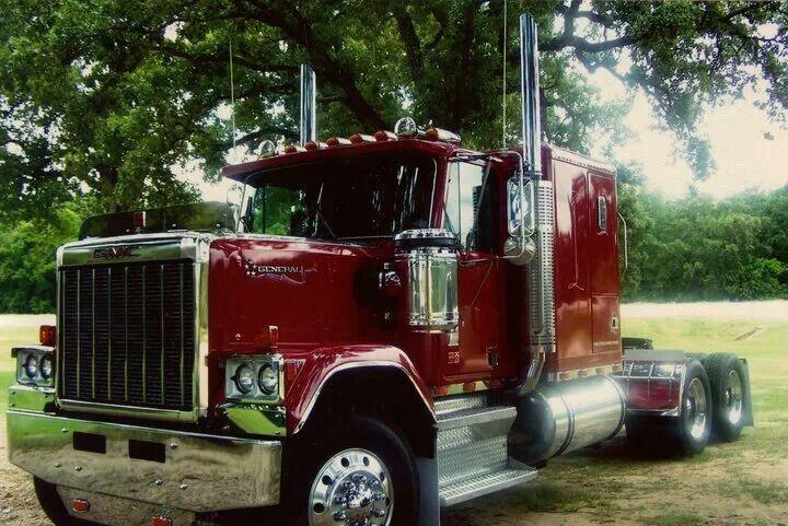 Gmc General Trucks Gmc Trucks Big Trucks