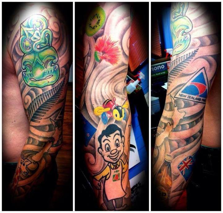 Tattoo Designs Nz: Tattoos, Sleeve Tattoos