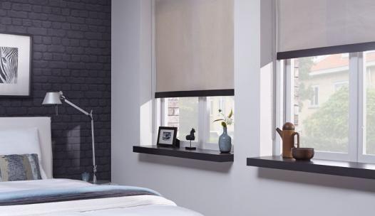 Rolgordijnen Slaapkamer 68 : Een rolgordijn brengt rust in uw slaapkamer rolgordijn