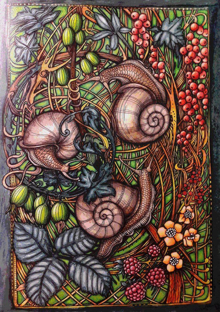 Новости | Раскраски, Ботаника, Вдохновение