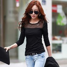31b9b374393d Corea mujeres de moda de verano estilo de algodón de encaje de malla ...