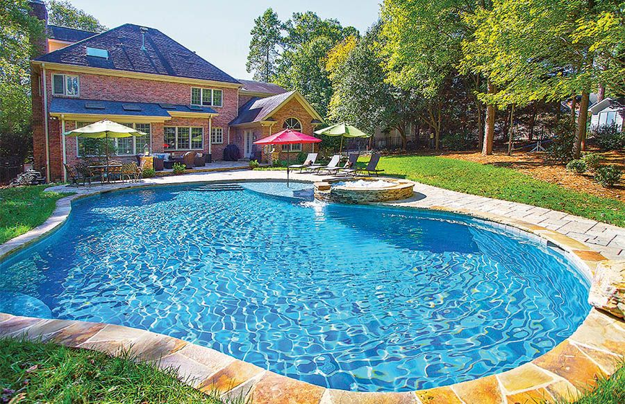 Free Form Pool Ideas is part of Pools backyard inground, Swimming pools backyard, Swimming pools backyard inground, Backyard pool landscaping, Inground pool designs, Backyard pool designs - Swimming pool pictures of free form designs  View pictures here