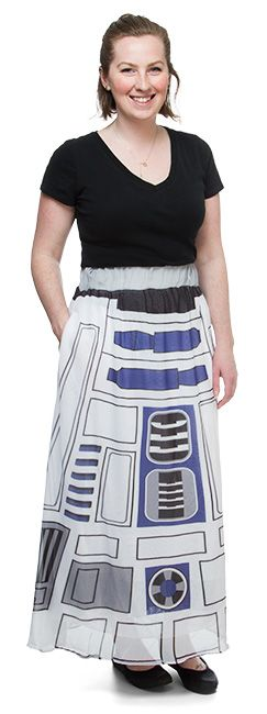 R2-D2 Maxi Skirt - Exclusive Additional Image