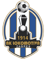 Nk Lokomotiva Zagreb Wikipedija Football Team Logos Football Logo Zagreb