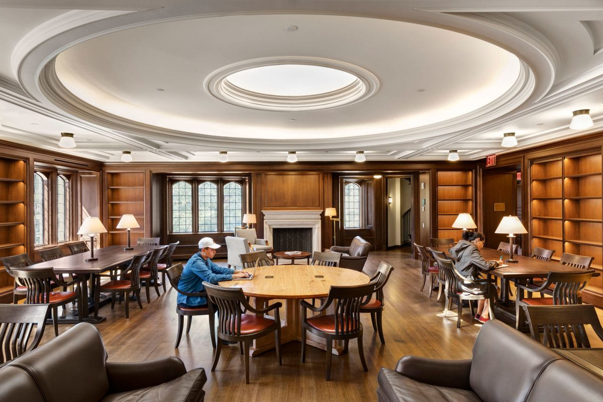 Robert A M Stern Designs New Colleges At Yale Traditional