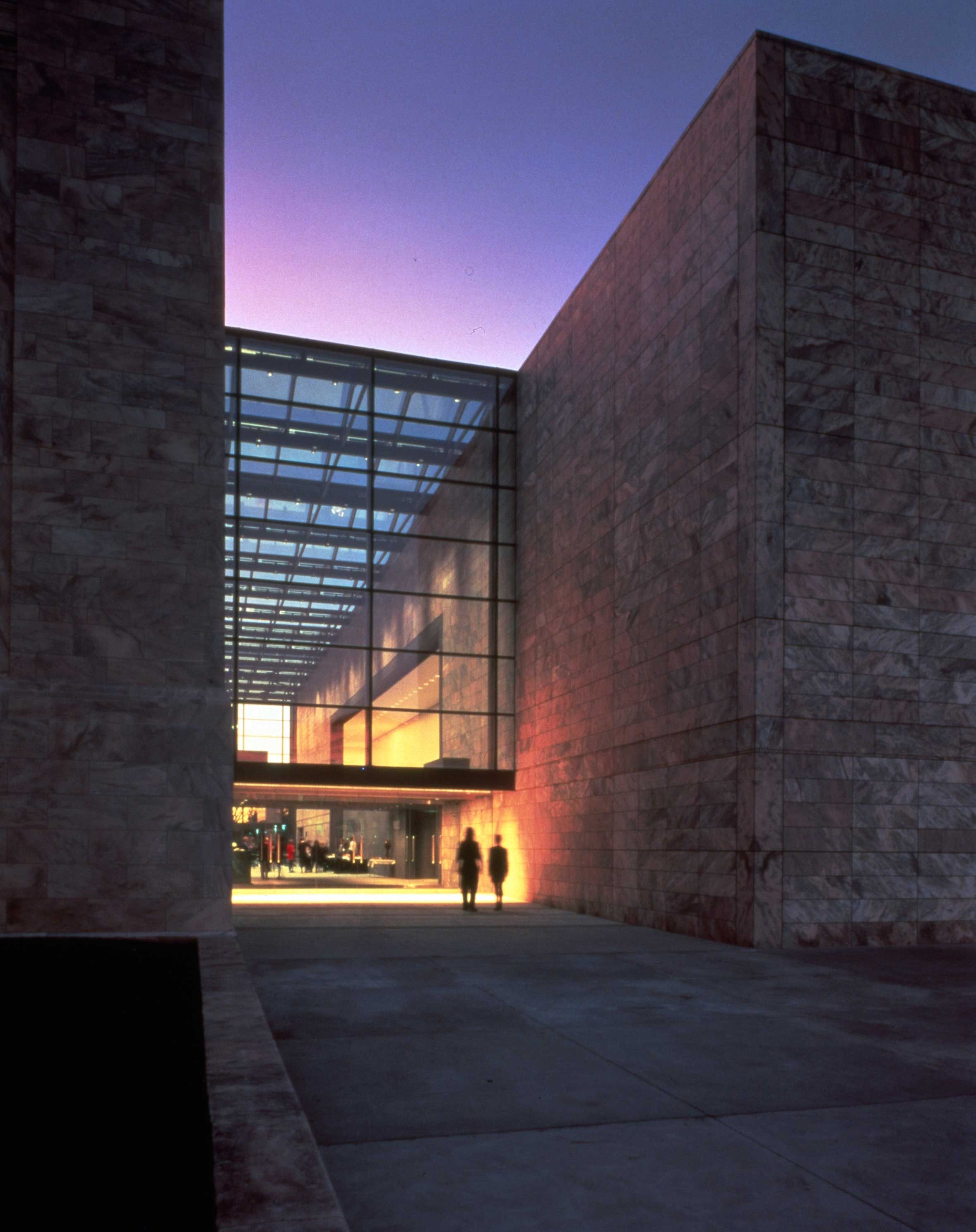 Addition To Joslyn Art Museum Projects Foster Partners - Number of art museums in usa