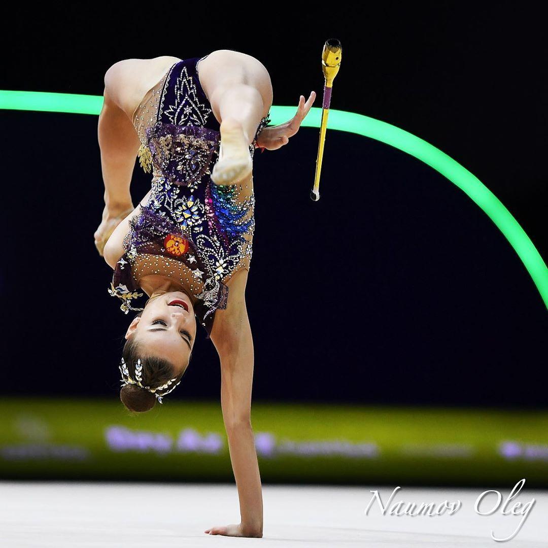 Resultado de imagem para rhythmic gymnastics baku 2019