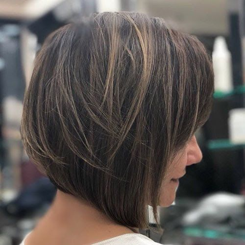 Short Layered Haircuts 2018 – 2019 #shortlayeredhaircuts