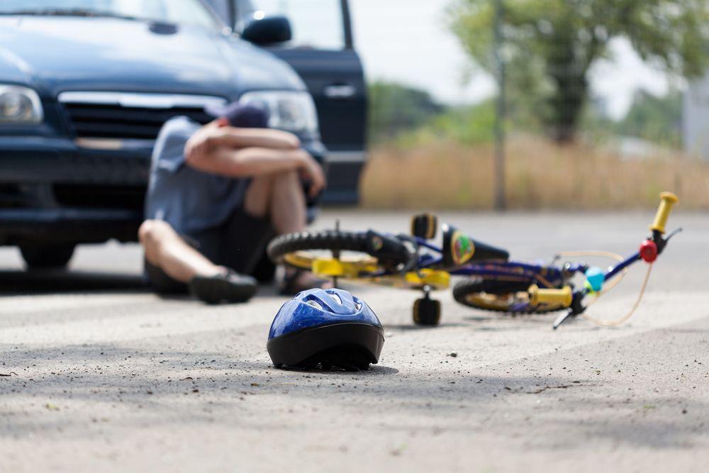 bike accident, kid, attorney, Los Angeles Bike accident