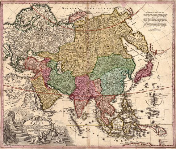 Antique maps old world the world map 165 antique maps antique maps old world the world map 165 by mapsandposters on etsy 999 gumiabroncs Image collections