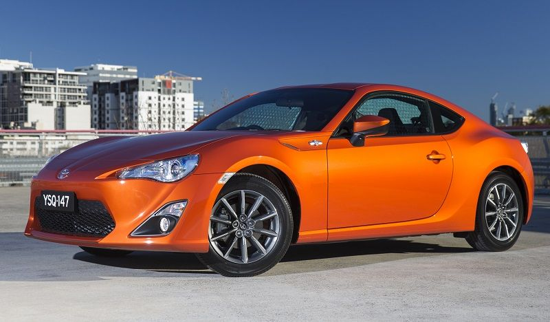New standard feature comes at no extra cost for Toyota 86
