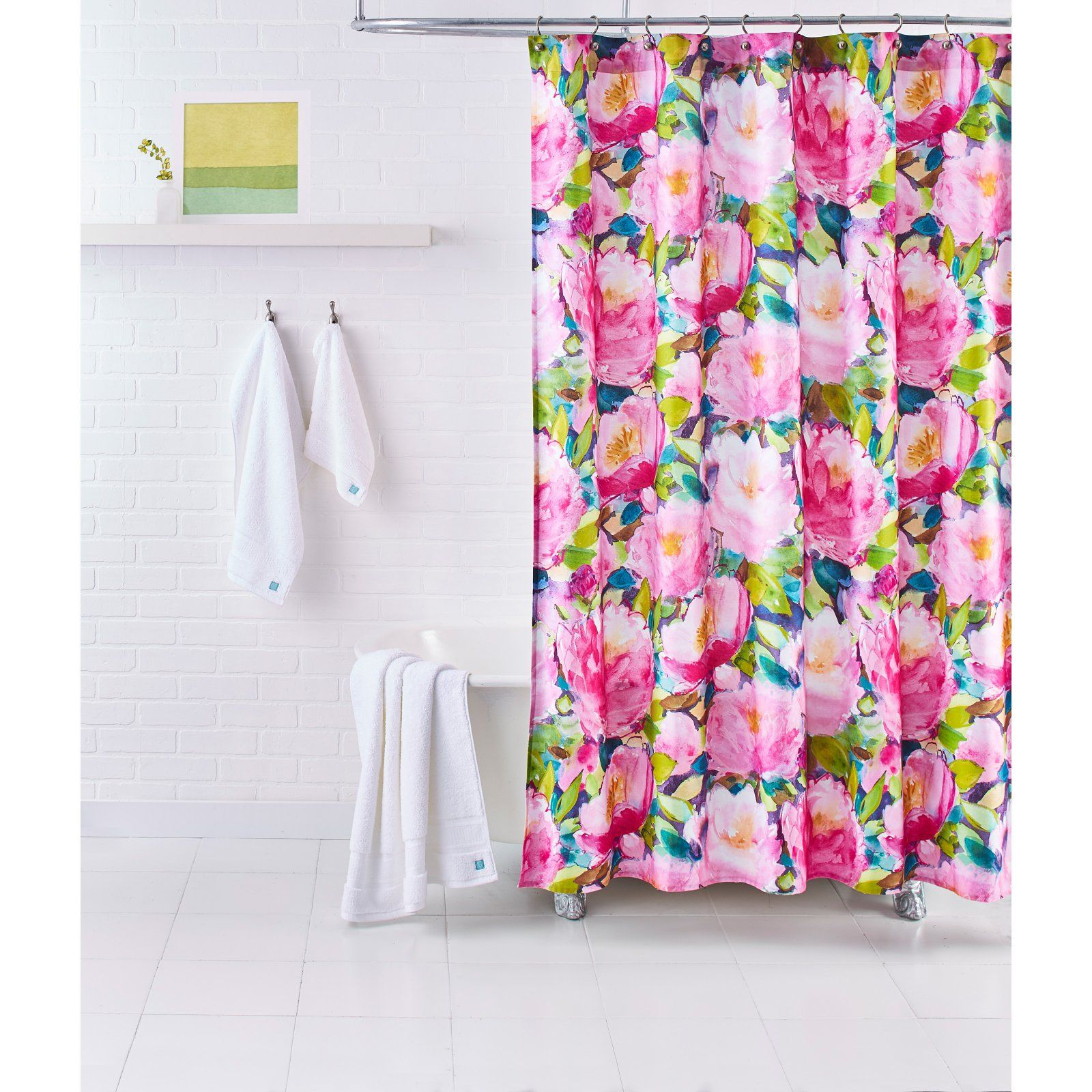 Bluebellgray Cait Shower Curtain Curtains Shower Home Furnishings