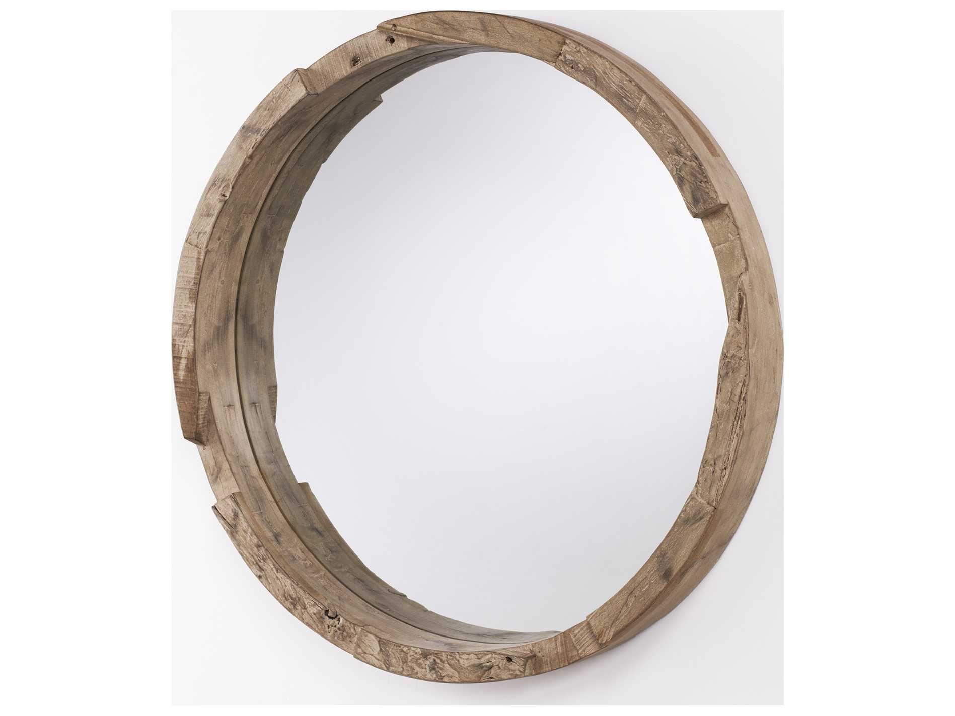 Capital Lighting Capital Lighting Fixture Sale Round Wood Mirror Wood Mirror Mirror Wall