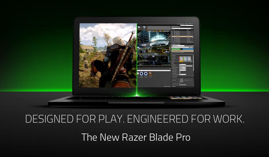 Razer Gaming Systems Razer Blade Gaming Laptop Razer Edge Tablet