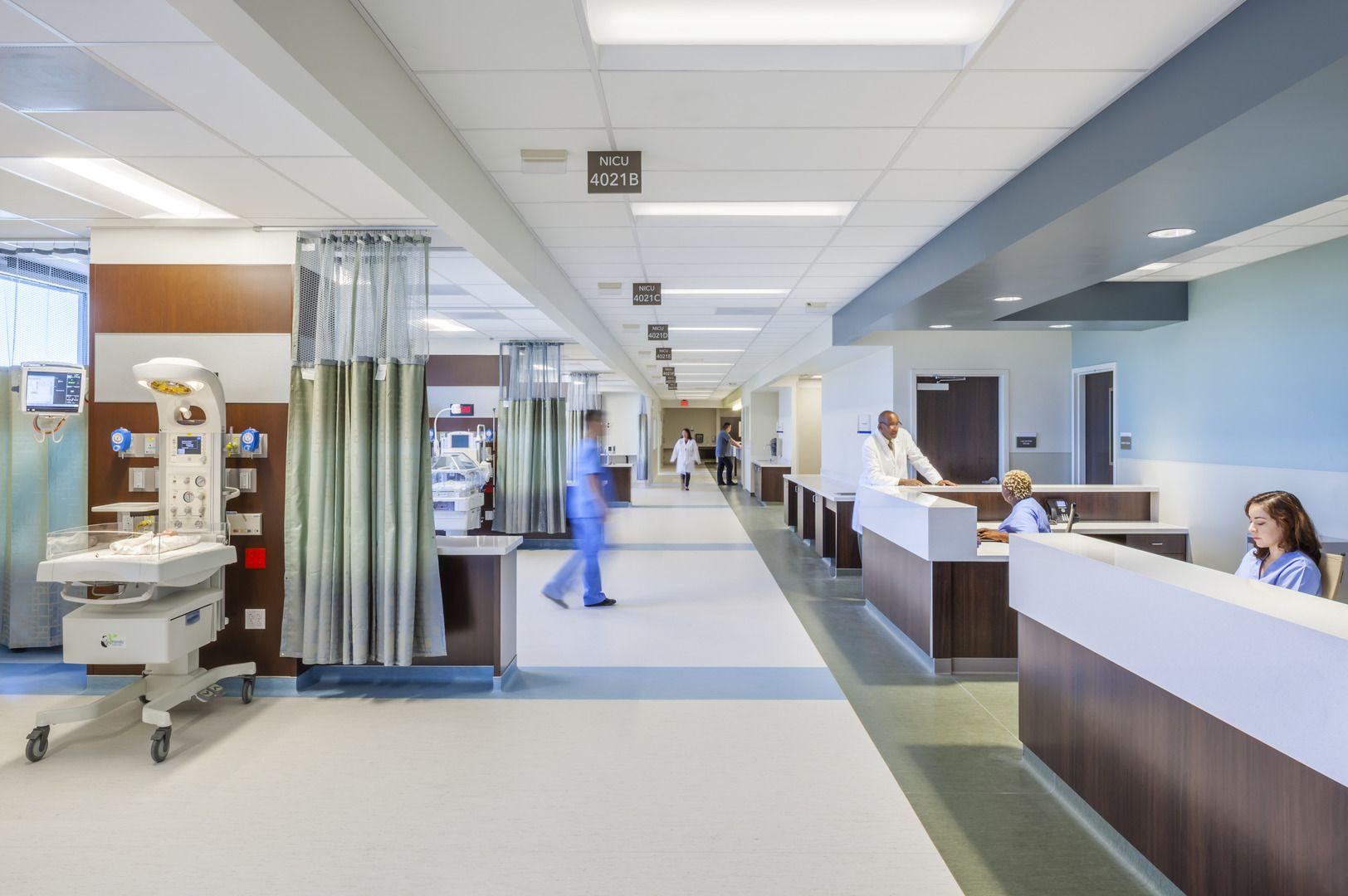 Henderson Hospital Healthcare Design Medical Design Hospital