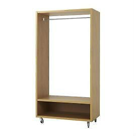 ikea penderie mobile sur roulettes wardrobe on casters city of montreal greater montreal image 1