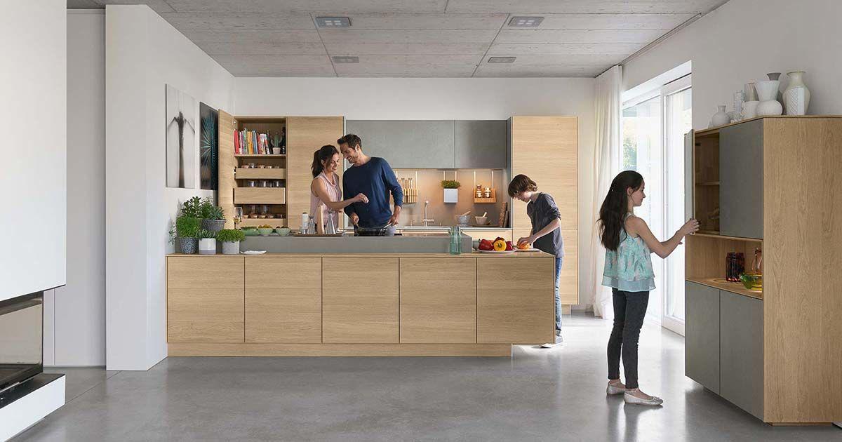 Naturholzküchen naturholzküchen team 7 mit höchstem anspruch an design und