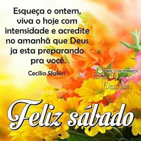 Imagens De Feliz Sábado Para Compartilhar No Facebook Clique E Veja