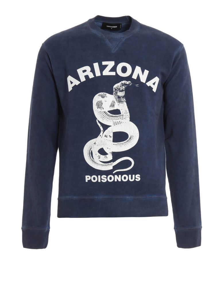 DSQUARED2 Dsquared2 Arizona Sweatshirt. #dsquared2 #cloth #