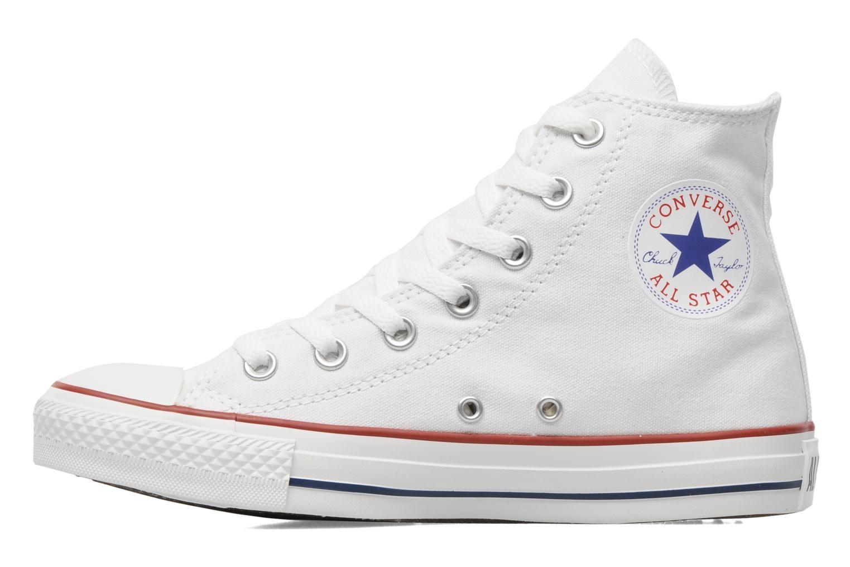 Converse Chuck Taylor All Star Hi W (Blanc) - Baskets chez Sarenza (5989