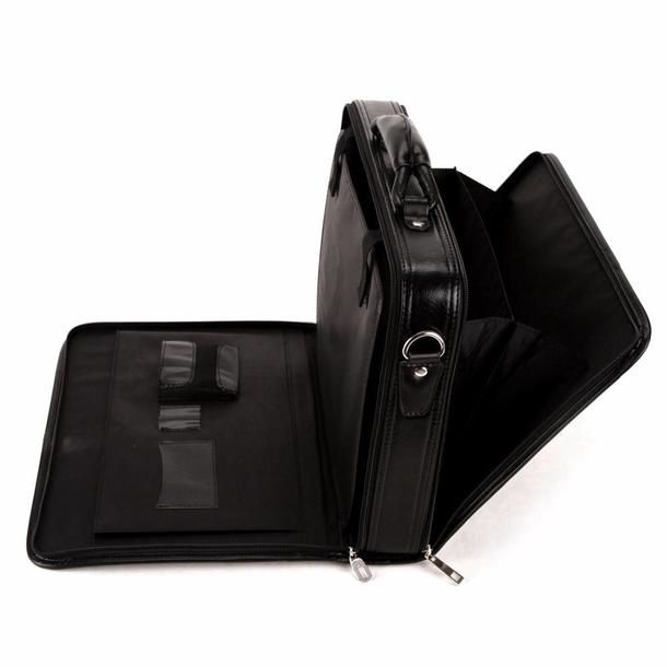 Vicuna Polo Black Mens Briefcase Bag With Calculator Code Lock Superior Quality Craftsmanship Vicuna Polo Products Are All Packaged With Canta Cantalar Cuzdan
