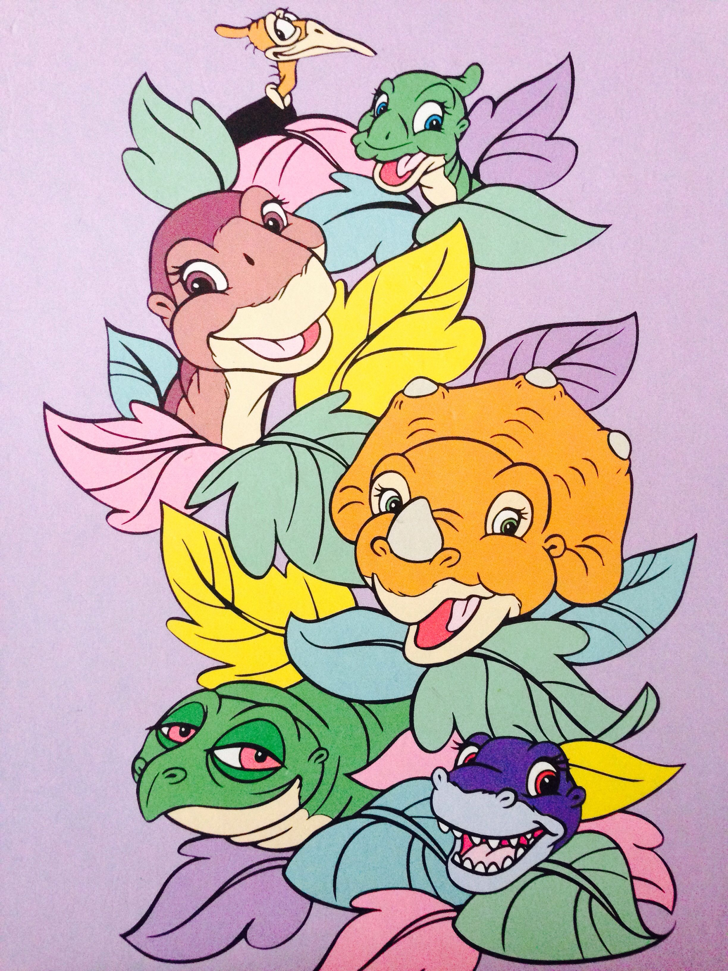 The Land Beforetime Cartoon Drawings Cartoon Profile Pictures
