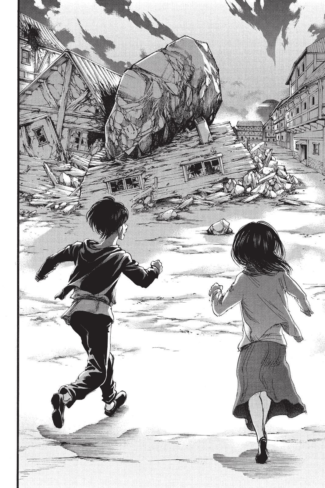 Shingeki No Kyojin Chapter 085 With Images Attack On Titan