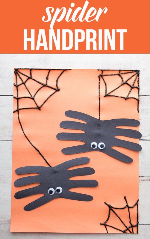 Halloween Craft Using Construction Paper Glitter Glue And Googly Eyes Halloween Crafts Halloween Crafts For Kids Halloween Kids