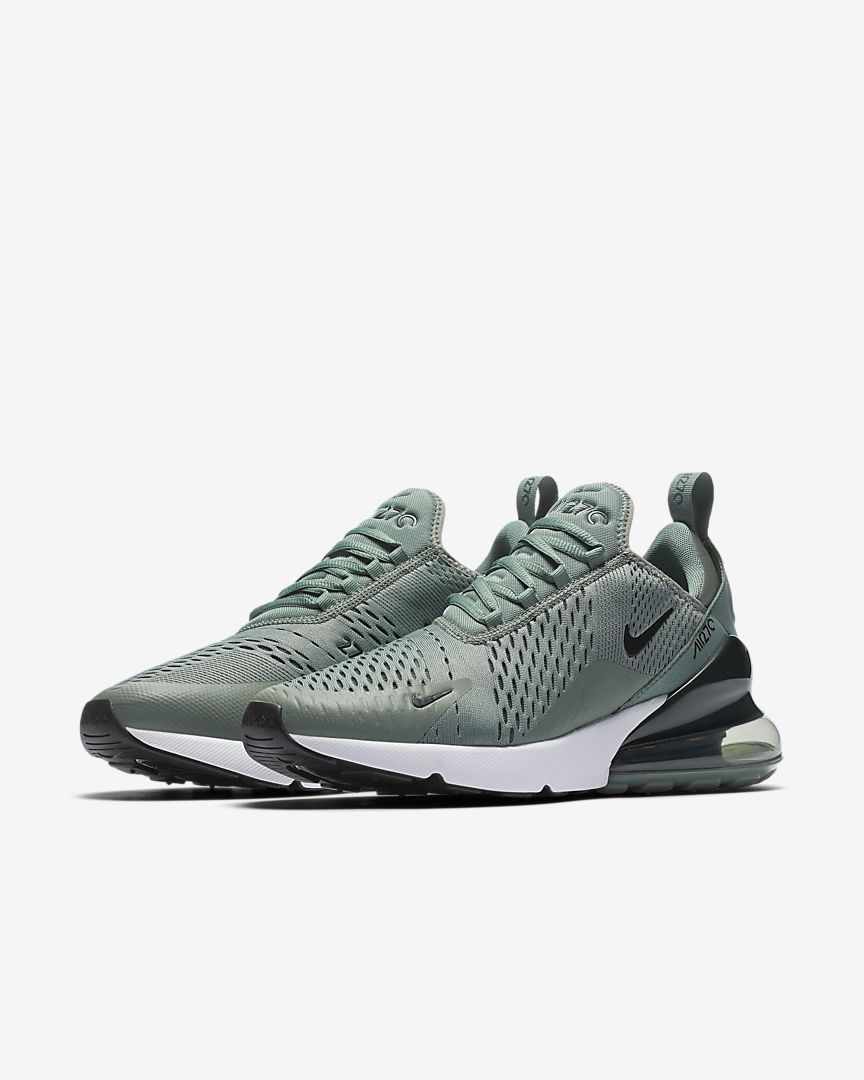 Mens Air Max Dream Shoes Gray black green :