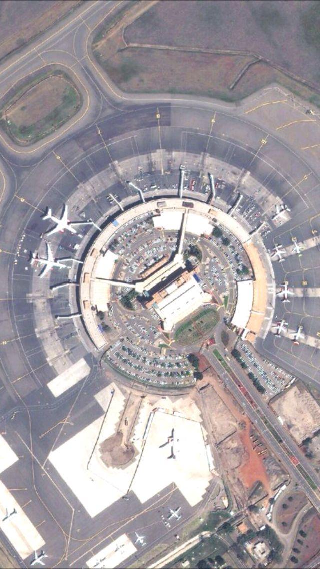 Nairobi Embakasi Airport