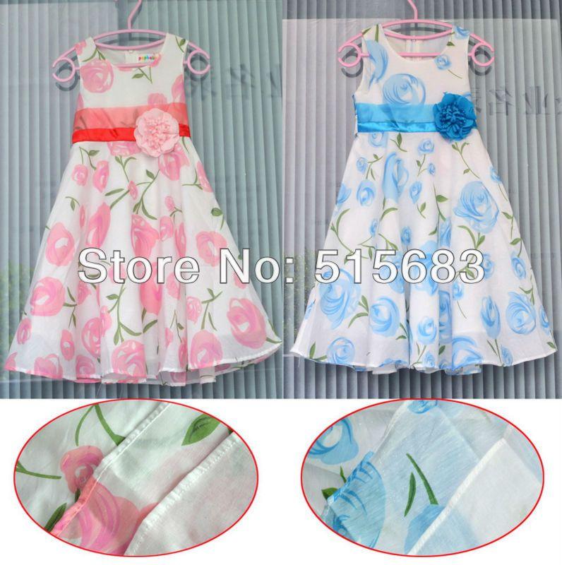 patrones de vestidos de niña gratis pequeños las niñas vestido