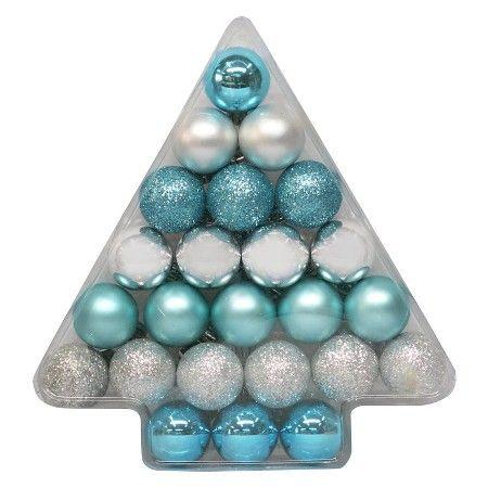 Shatterproof Christmas Ornament Sets
