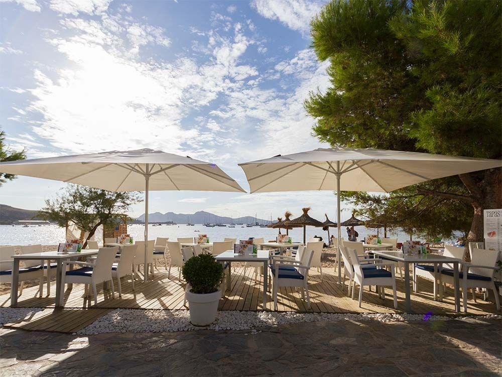 Can Pescador Restaurante Mediterraneo En Puerto Pollenca Foodie