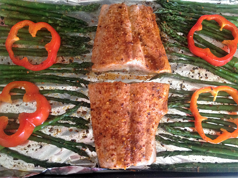 Photo of Oven Roasted Salmon Recipe: Quick and Easy! – Get Cooking!