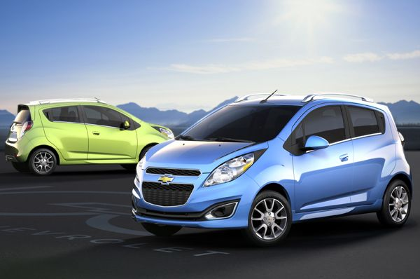 General Motors Has Showcased The New Look Beat For The International Market And This Version Will Go On Sale Abroad By Mid 2012 The With Images Chevrolet Spark Chevrolet