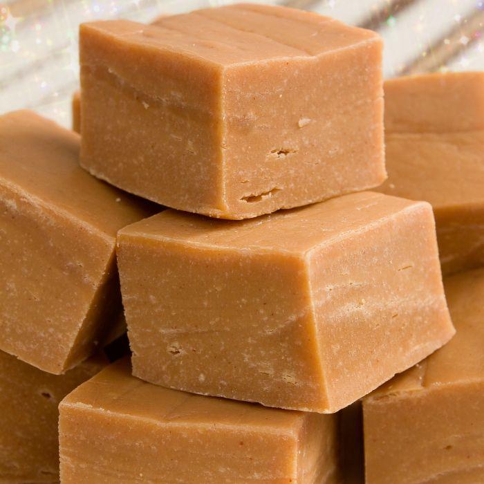 Madam Rosmerta S Butterbeer Fudge Recipe Peanut Butter Fudge Recipe Peanut Butter Fudge Recipes Easy Easy Peanut Butter