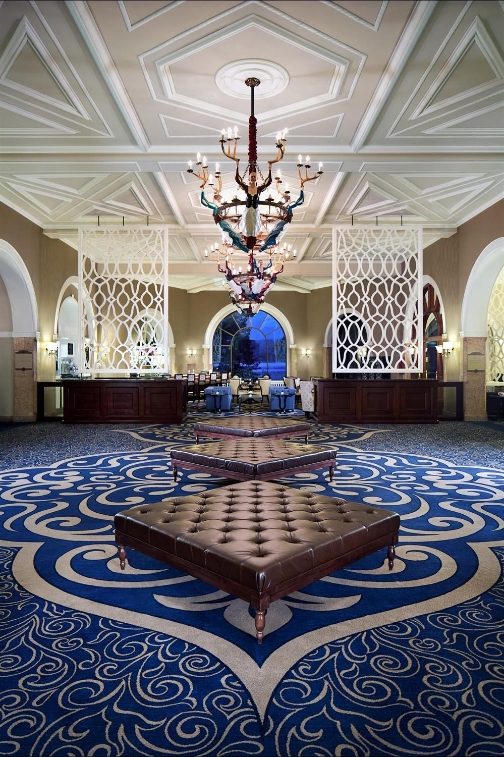 Image result for chateau lake louise lobby