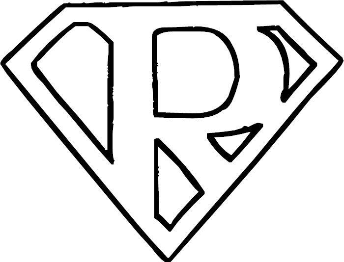letter j Looks like Superman emblem! Lettering Superhero