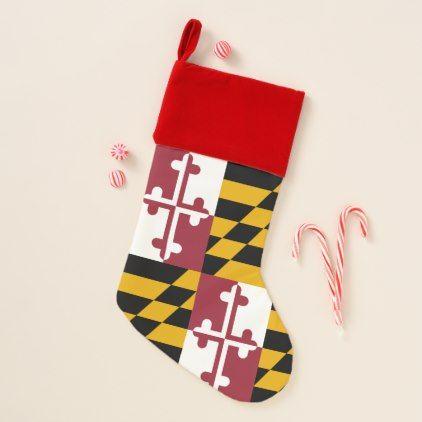 Christmas stockings flag of maryland usa kids kid child gift idea christmas stockings flag of maryland usa kids kid child gift idea diy personalize design negle Choice Image