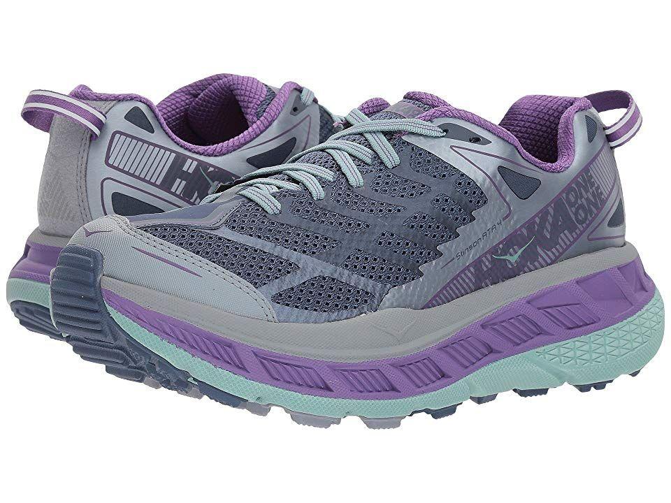 654f4bf039f5 Hoka One One Stinson ATR 4 (Tradewinds Vintage Indigo) Women s Running Shoes .
