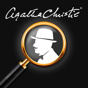 Murder 25mm 1 inch TV Series Agatha Christie Hercule Poirot Button Badge