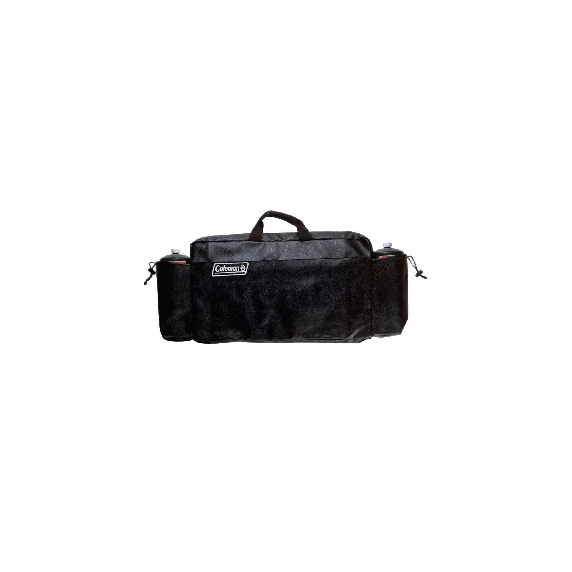 coleman propane stove carry case black coleman propane stove