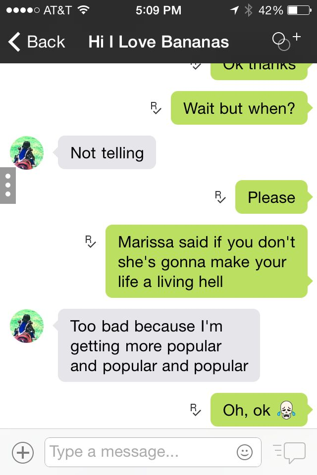 on kik what does s mean