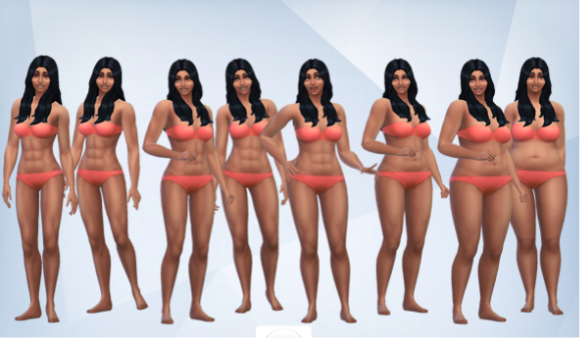 sims 4 how long to lose weight