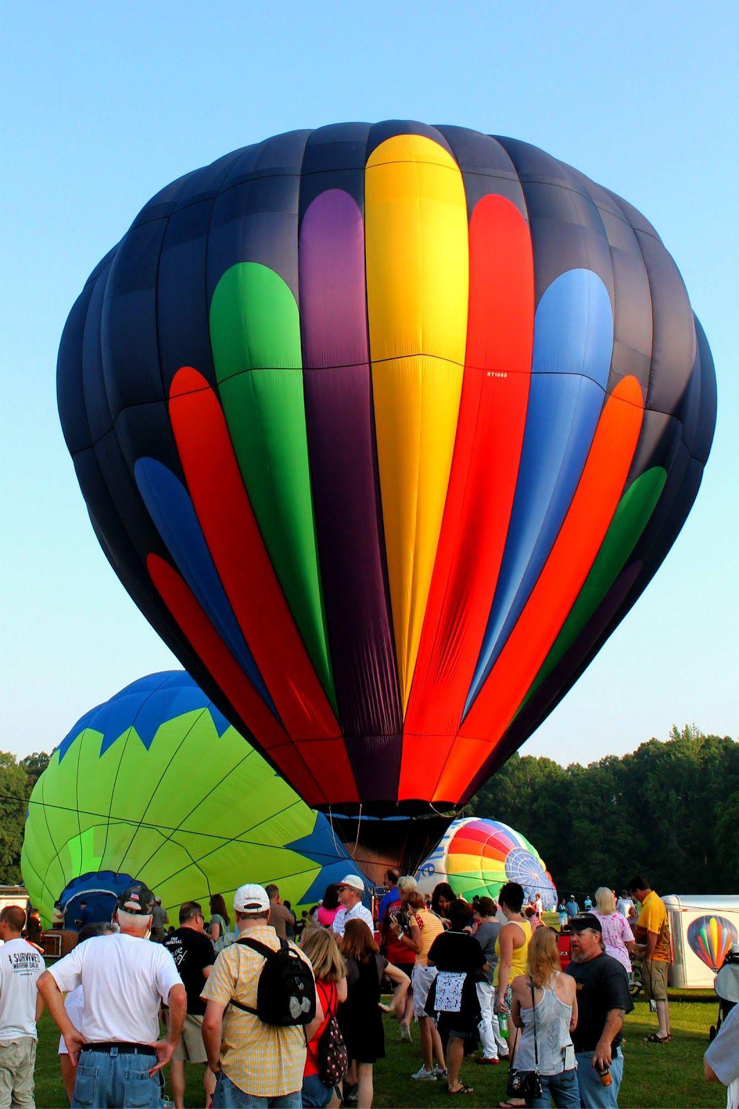 Labor Day Lift Off Visit colorado, Balloon glow, Hot air