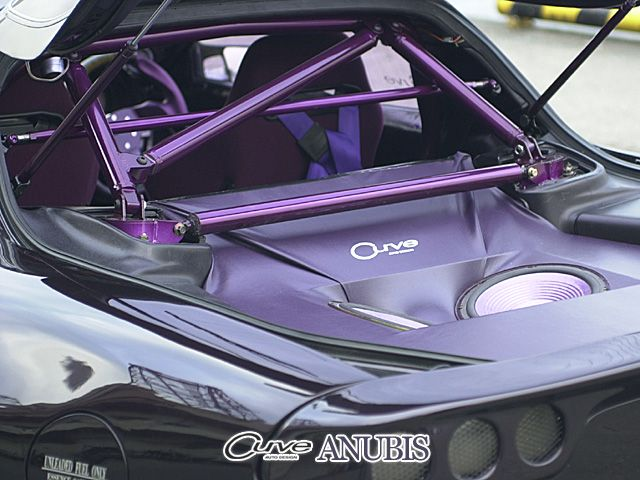 Bolt In Roll Cage In Curve Anubis Rx 7 Fd3s Custom Car Audio Roll Cage Cute Cars