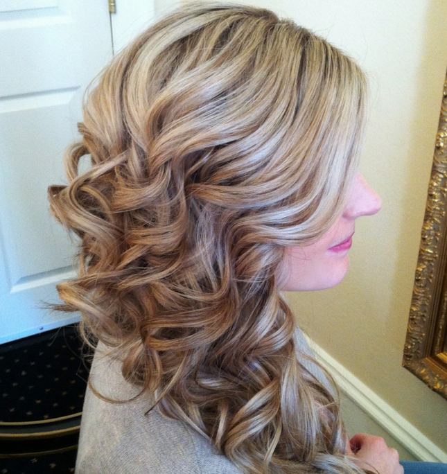 Side Swept Wedding Hair: See Ya, Middle Part! 10 Side Swept 'Dos You Can DIY