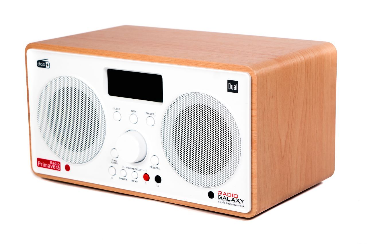 Digitalradio Dab Edition 2018 Radio Primavera Radio Galaxy Incl Dab Digitales Radio Antenne Speicher