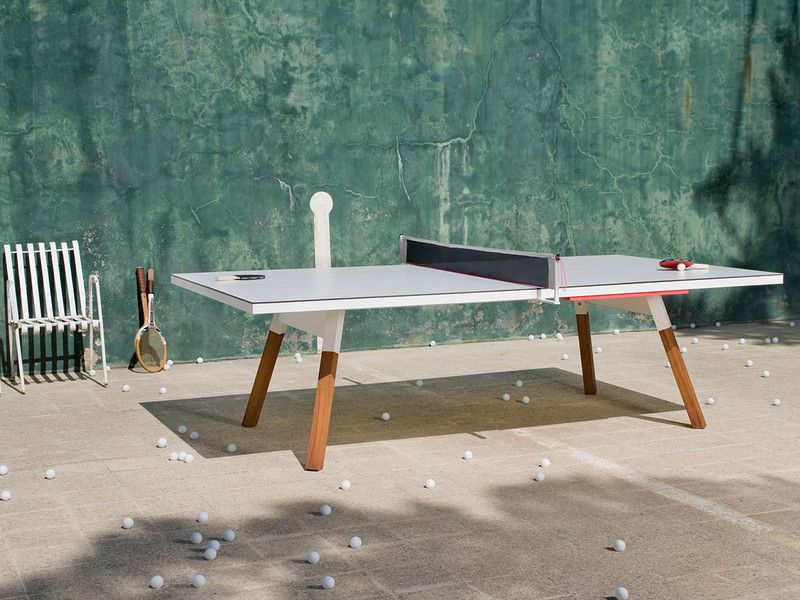 You And Me Is A Standard, Full Size Ping Pong Table Which Can Also Double  Up As A Large Dining Table, A Conference Table Just Right For The Boardu2026